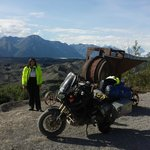 A Fantastic Bike ride to the mine