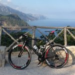 Nice routes along the west coast on a fantastic Cannondale SuperSix EVO