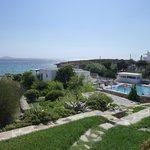 pool & seaview