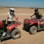 Quad en couple!!