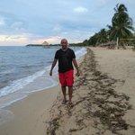 Wallk on the Beach