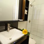 Bathroom (Spacious, Intimate & Audacious rooms)
