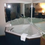 Jacuzzi Tub in Room