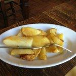 Le patate discrete