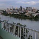View of Brisbane City