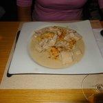 UNE CREPE (soupe) A LA COLOMBIENNE