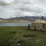 Karakul or Karakuli lake