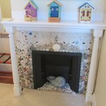 Bay Meadow Fireplace