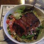 Gorganzola Steak Salad