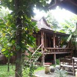 Our guesthouse (Sticky Rice Villa)