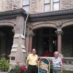 Our memorable stay at Nathan Ogden's mansion
