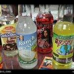 various sodas!