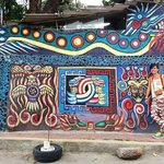 Teotihuacan Street Art