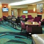 SpringHill Suites-Las Colinas: breakfast area