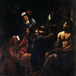 Gherardo delle Notti, il Cristo deriso