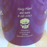 Guy Fieri ate here too!  :)