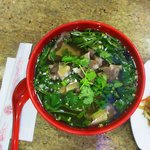 Noodle Soup with Oxtail