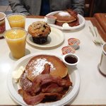 Great breakfast :)
