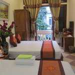 Photo de Hanoi Evergreen Hotel