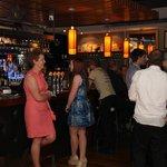 Lone Star bar area