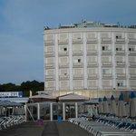 L albergo dalla spiaggia