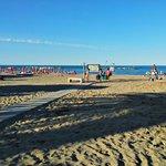 Strand soweit das Auge reicht