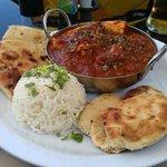 Nice curry.