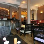 bar/salle petit déjeuner