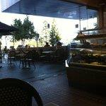 The Shingle Inn Brisbane Square -  on a quiet Sunday