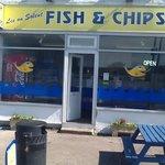 Lee On Solent Fish & Chip Shop