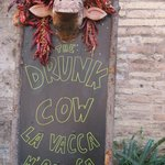 The drunken cow