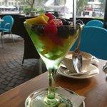 frutta fresca e deliziosa