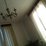 so hell ist es morgens im Zimmer