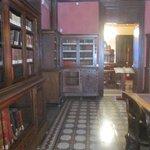 biblioteca di Verga