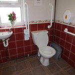 Disabled Toilet Near Conservatory