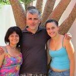 Susana, Mário, Sara (v.l)