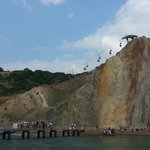 cliff lift