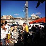 Trödel auf dem Flohmarkt Els Encants