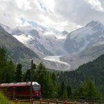 Ghiacciaio del Bernina
