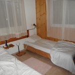 One of the two bedrooms.