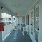 Standard Building Deck