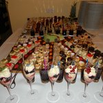 Dessert Buffet What a Choice