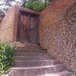 Doors of Lamu are unique