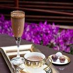 Bebidas - chocolate quente