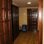 Entrada de habitación