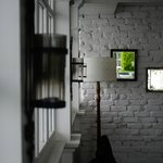 lamps and mirrors