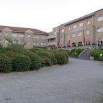 Uitzicht van het domein  hotel)