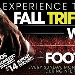 Experience the Fall Trifecta!