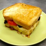 Grilled Cheese on house-made white bread