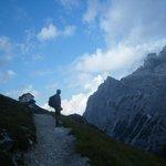 Sul Sentiero degli Alpini